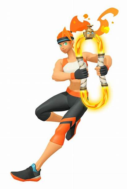 Adventure Ring Nintendo Switch Player Ringfitadventure Character