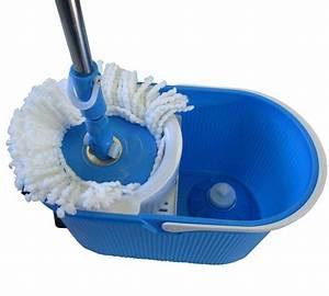 Produit Nettoyage Turbo : turbo mop pro ensemble de lavage seau mop ~ Voncanada.com Idées de Décoration