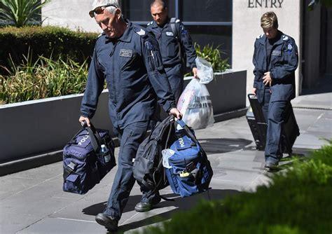 man  australia arrested  suspicious consulate