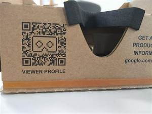 Cardboard Qr Code : how to assemble google cardboard v2 vrheads ~ Eleganceandgraceweddings.com Haus und Dekorationen