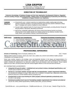 Restaurant Manager Resume Sle by Director Of Information Technology Resume Resume Sle