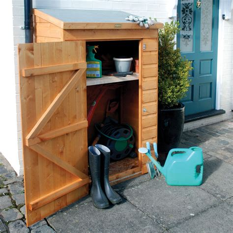 garage door mini shiplap pent wooden garden storage unit departments
