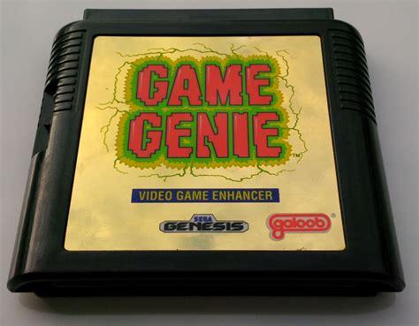 Game Genie Retro Consoles Wiki