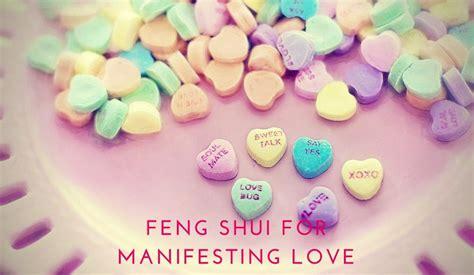 Feng Shui For Manifesting Love