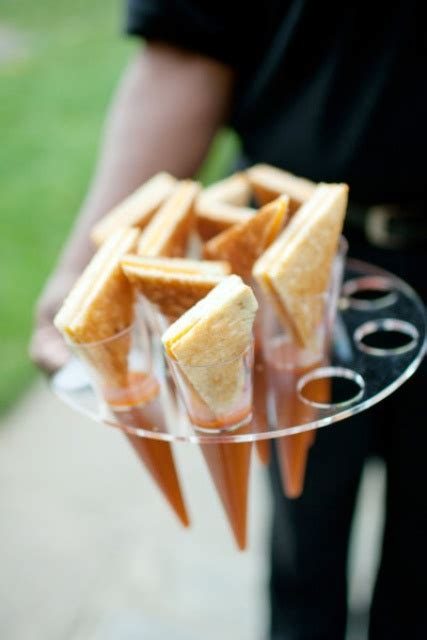 delicious summer wedding appetizers weddingomania