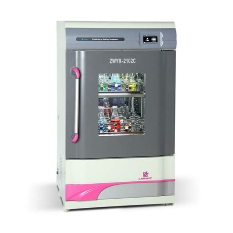 Laboratory shaker incubator - ZWYR-2102C - Labwit ...