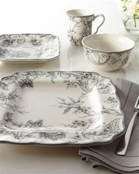 piece adelaide gray dinnerware service