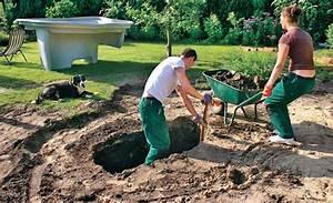 Rasen Aerifizieren Geräte : gartenteich bauen anleitung gartenteich bauen anleitung b ~ Lizthompson.info Haus und Dekorationen