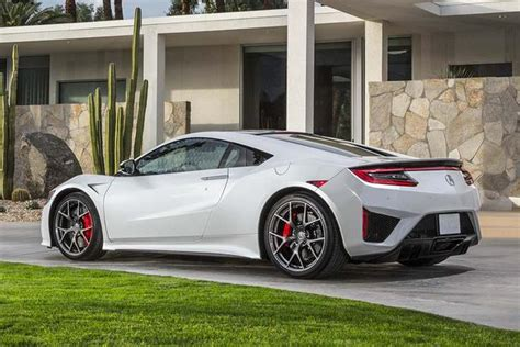 acura nsx overview autotrader
