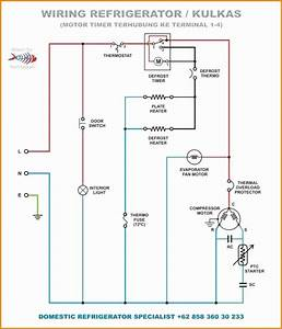 Beko Fridge Freezer Thermostat Wiring Diagram