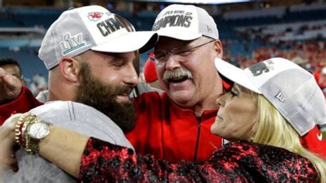 Chiefs Coach Andy Reid Remembers Late Son After First