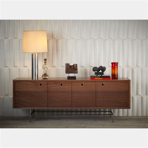 credenza legs diabox credenza silver legs guild nines touch of modern