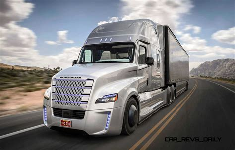 2017 Cars And Trucks by 2015 Freightliner Inspiration Truck Concept