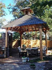 building a gazebo How to Build a Square Gazebo Roof: The Basic Roof ...