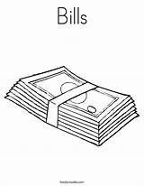 Coloring Bills Money Chiefs Kansas Popular Noodle Library Clipart Coloringhome Diagram sketch template