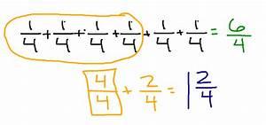 Mockinbirdhillcottage  Number Sentence For Fractions