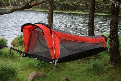 zip up hammock crua tent hammock hybrid hiconsumption