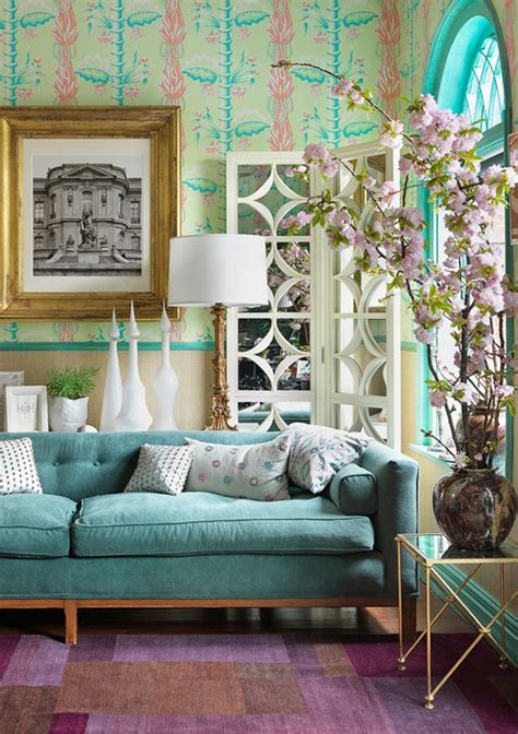 colorful living room designs adorable home