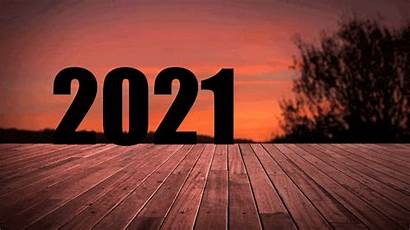 2021 Happy Animated Moving Card 2022 Greeting