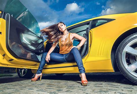 #women, #women With Cars, #brunette, #spread Legs, #long