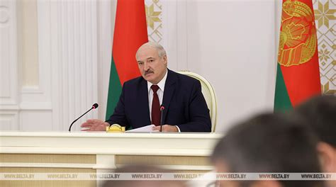 Alexander grigoryevich lukashenko or alyaksandr ryhoravich lukashenka (born 31 august 1954) is a belarusian politician who has served as the first and only president of belarus since the establishment. Lukashenko comments on Poland's plans to attract foreign doctors to tackle COVID-19