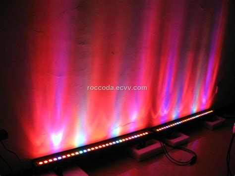 wall washer led lights create a captivating stage