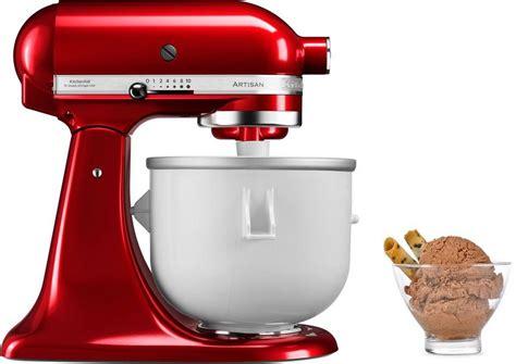 Kitchenaid Artisan Speiseeisschüssel 5kica0wh, Passend Für Verschiedene Kitchen Aid Modelle