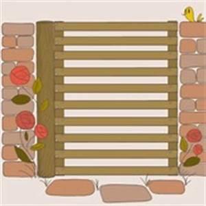Palette Bois Gratuite : comment fabriquer un portillon en bois de r cup ration ~ Melissatoandfro.com Idées de Décoration