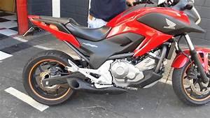 Honda Nc 700 : ponteira roadracer honda nc 700 som sound youtube ~ Melissatoandfro.com Idées de Décoration