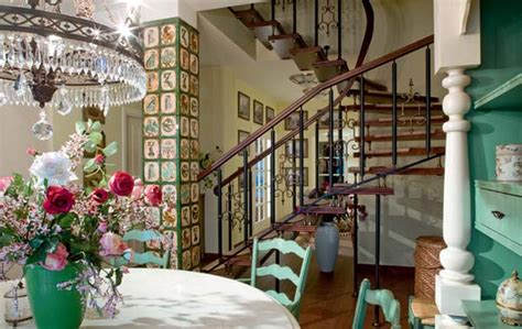 russian interior decorating style vintage decor ideas