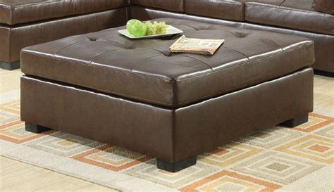 living room with ottoman coaster darie brown oversized ottoman dallas tx living