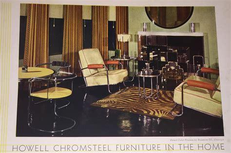 rare  vol set home furnishing arts   modernism