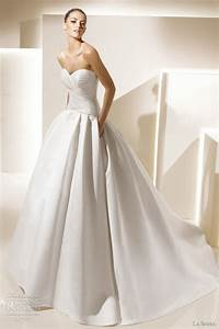 la sposa wedding dresses 2012 glamour bridal collection With la sposa wedding dresses