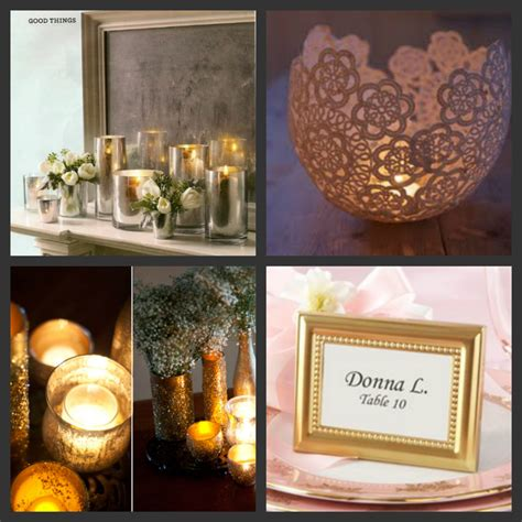 weddings  fun blog diy upscale wedding table decorations
