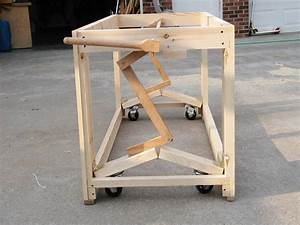 Rolling lathe cabinet