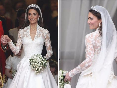 Kate Middleton Wedding Dress And Inspirations