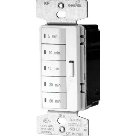 Eaton Ptm Amp Button Minute Timer With Off