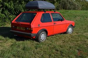 Golf Mk1 Gti : mk1 volkswagen golf gti mars red 160 bhp ~ Medecine-chirurgie-esthetiques.com Avis de Voitures