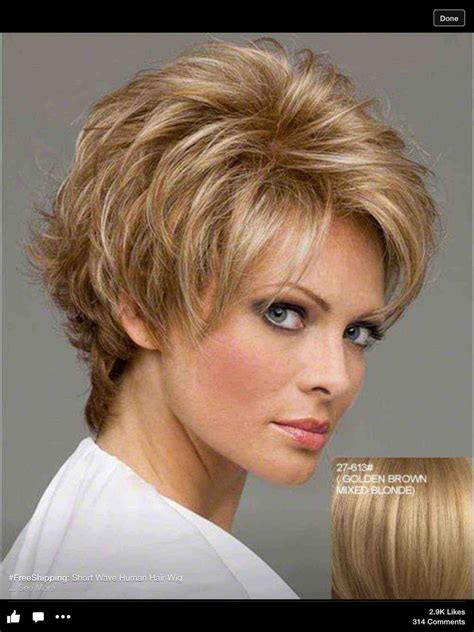 Image result for Short Hairstyles for Women Over 60 Back