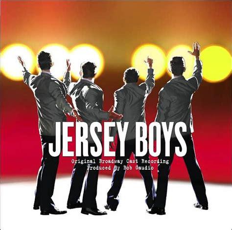 jersey boys original broadway cast recording  jersey