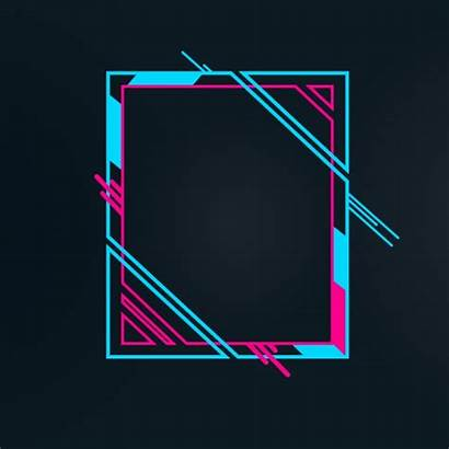 Modern Frame Border Artwork Psd Clipart Pngtree