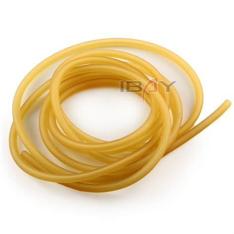 2x5mm Natural Latex Rubber Surgical Band Tube Tubing