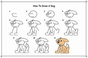 How to Draw a Dog - Dr. Odd