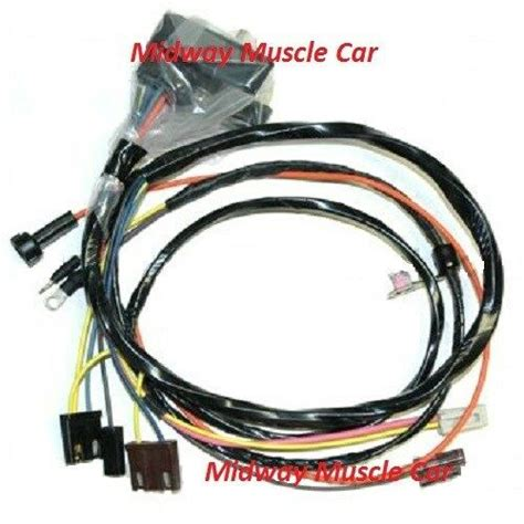 69 Chevy Truck Wiring Harnes by Engine Wiring Harness W Hei 69 Chevy Camaro Ss 302