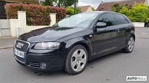Audi A3 Prix Occasion : achat audi a3 ii tdi ambiante noir 2004 d 39 occasion pas cher 6 800 ~ Gottalentnigeria.com Avis de Voitures