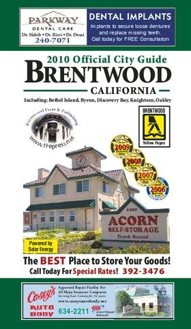 brentwood official city guide business directory