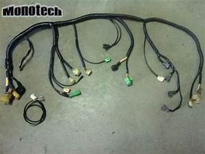 Wiring Harnes For 91 Honda Civic