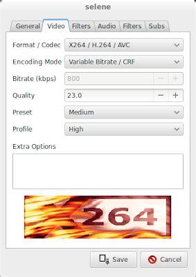 Ubuntu Resume Process Terminal by Convert Audio Files With Selene Media Encoder