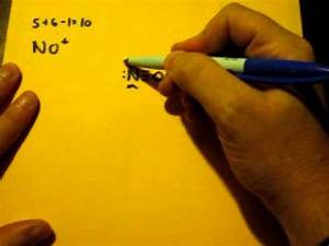 Lewis Dot Structure Of No   Nitrosonium Ion