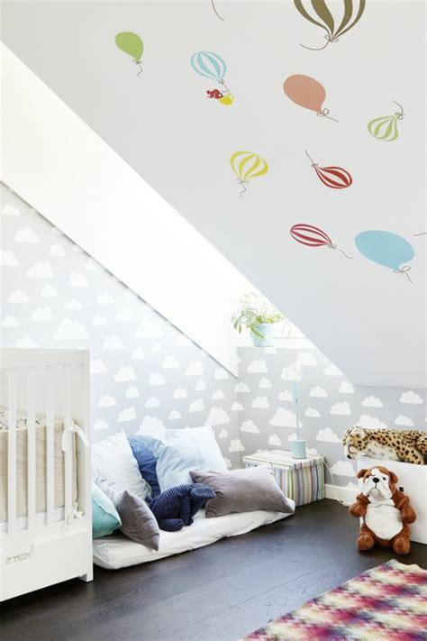 Kinderzimmer Mit Dachschräge by Kinderzimmer Mit Dachschr 228 Ge 29 Tolle Inspirationen F 252 R Sie